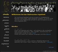 Screenshot Fotofreunde Ingolstadt