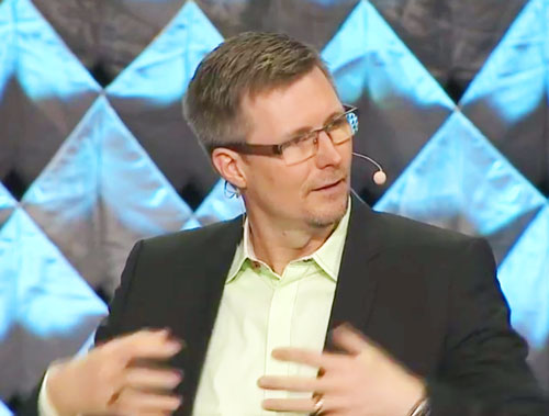 Harald Schirmer at Enterprise Connect 2019 in Orlando