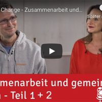 Video Podcast Aniko Willems + Harald Schirmer