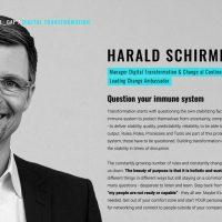 Harald Schirmer - bridging the digital GAP