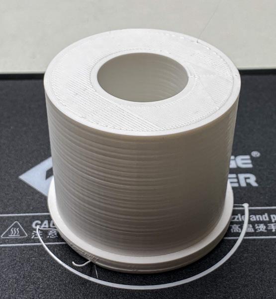 Version 2 fertig gedrucktes 3D Modell