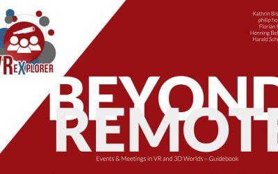 Beyond Remote Conferencing