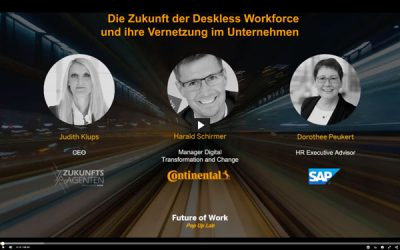 SAP HR Talks Live – Deskless Workforce