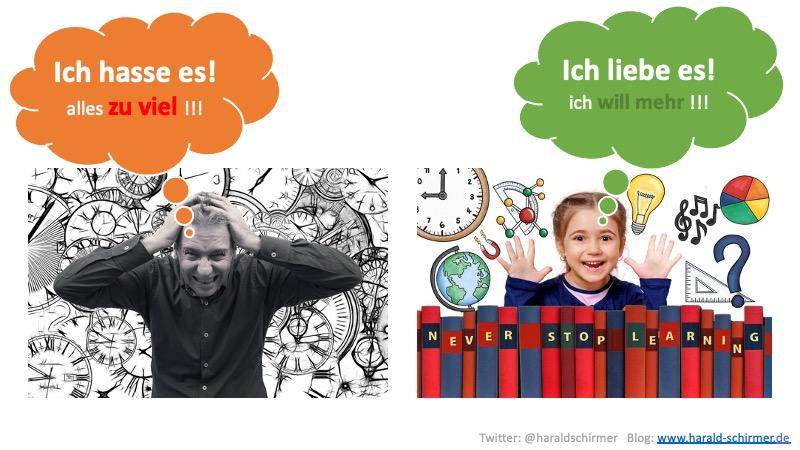 Lernhaltung - Growth Mindset oder Fixed Mindset?